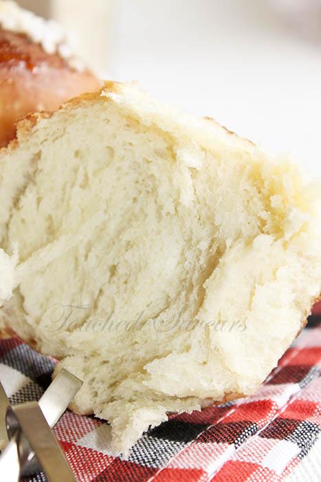 Brioche très légère au fromage blanc1