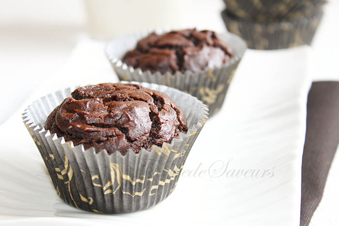 Muffins extra moelleux chocolat1