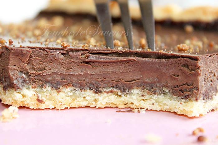 Tarte au chocolat1