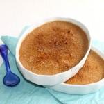 Crème brulée carambar