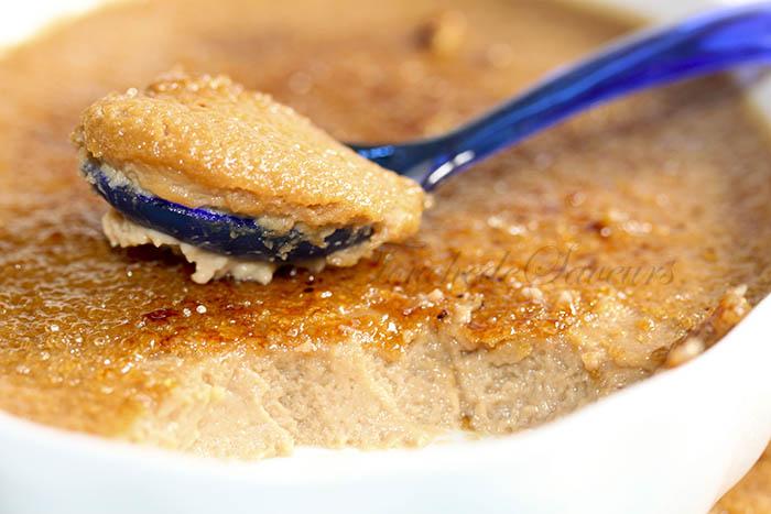 Crème brulée carambar1