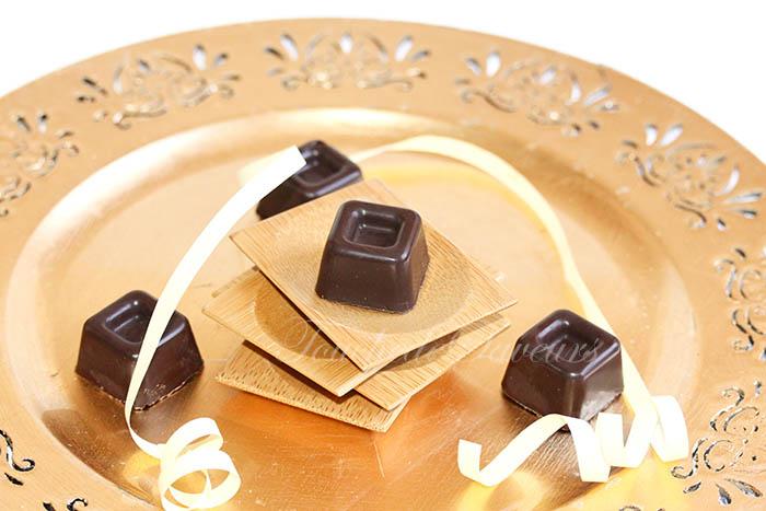 Chocolats maison au mascaramel