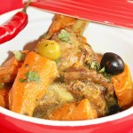 Tajine d'agneau patates douces1