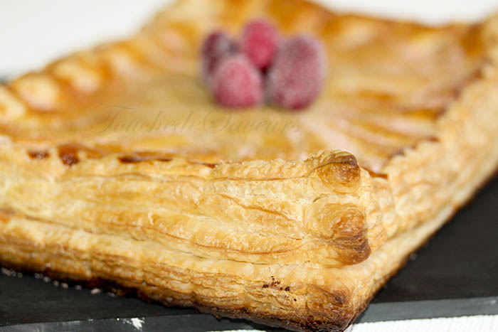 Galette biscuits roses framboise1
