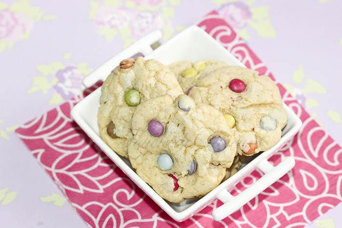 Cookies smarties1