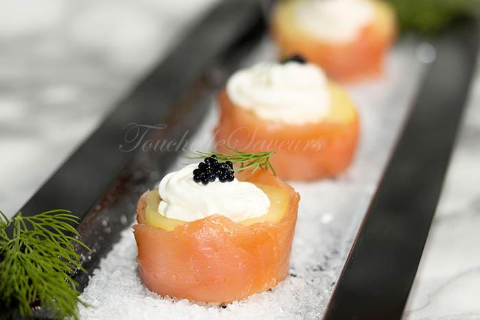 Makis pomme de terre saumon fumé1