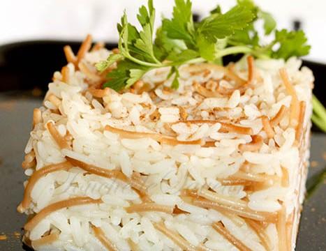 Riz libanais vermicelles1