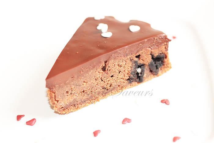 Brownies truffés
