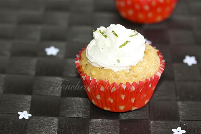 Muffins panais chocolat blanc