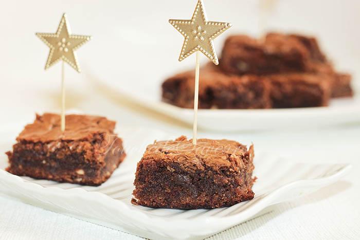 Brownie nutella beurre de cacahuètes