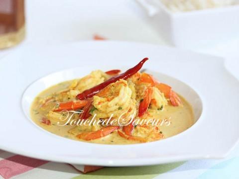 Crevettes épicées1