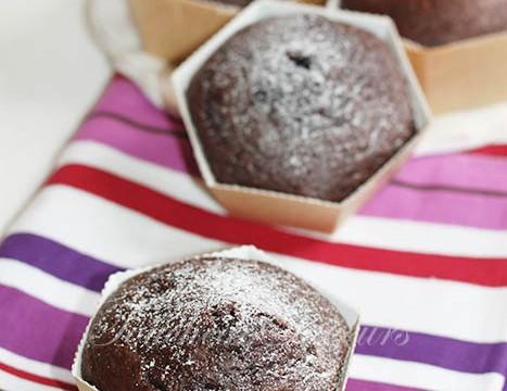Petits cakes chocolat tonka
