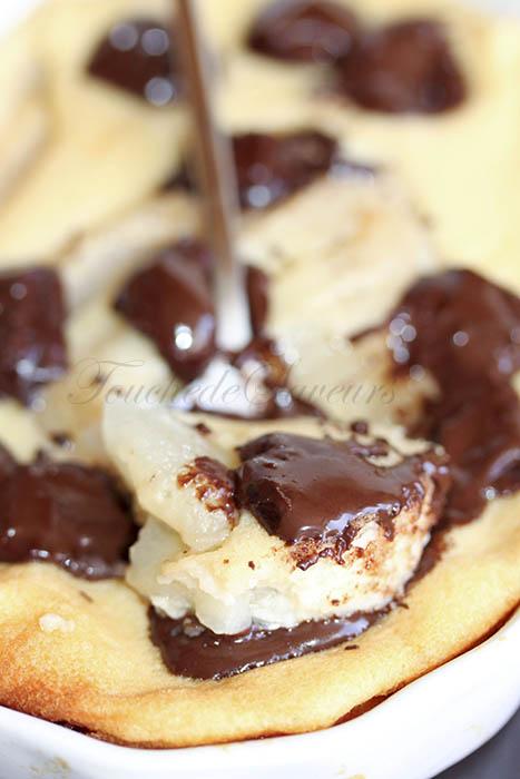 Clafoutis poire chocolat cannelle2