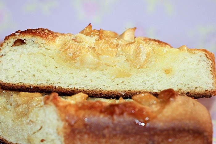 Couque pomme amande1