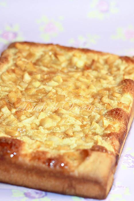 Couque pomme amande2