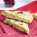 Scones baies de Goji