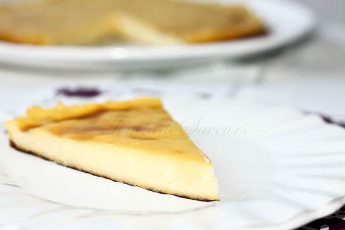 Flan parisien sans pâte1