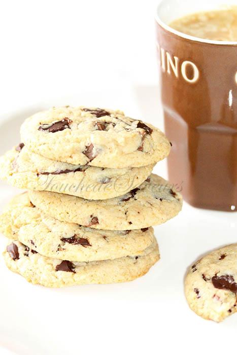 Cookies philadelphia chocolat
