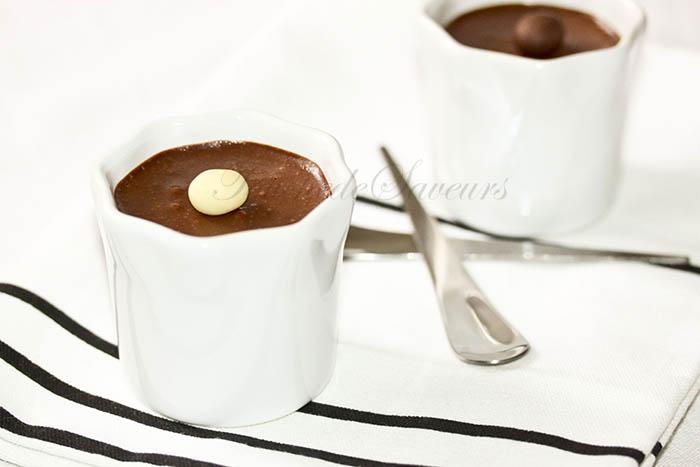 Crème mousseuse au chocolat