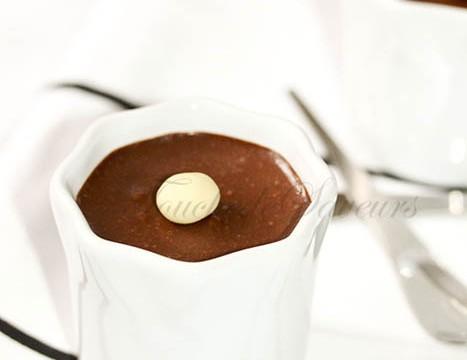 Crème mousseuse au chocolat1