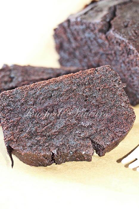 Cake très chocolat