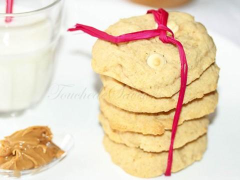 Cookies philadelphia beurre de cacahuètes1