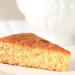 Gâteau à la pâte d'amande1