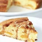 Gâteau abricot amande1