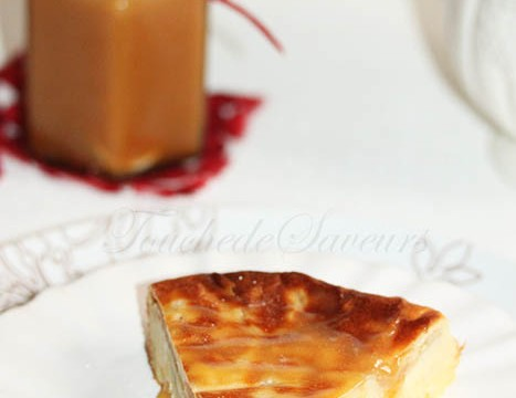 Gâteau soufflé aux pommes façon clafoutis1