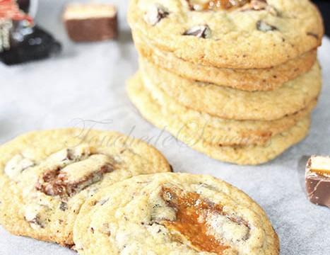 Cookies aux Mars