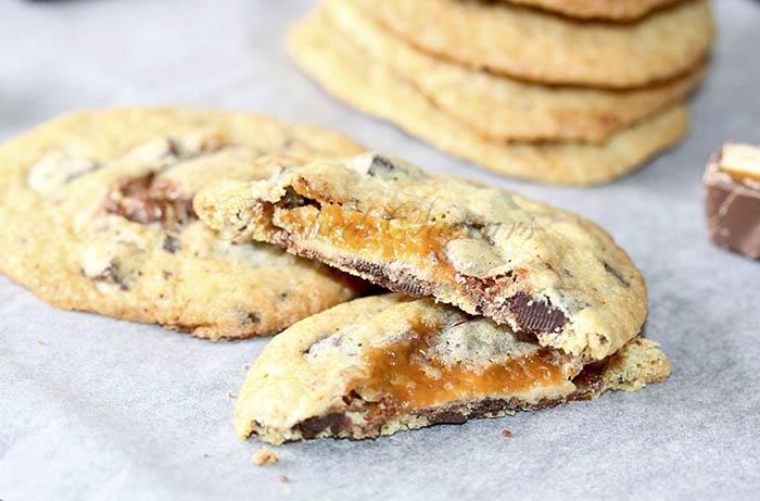 Cookies aux Mars1