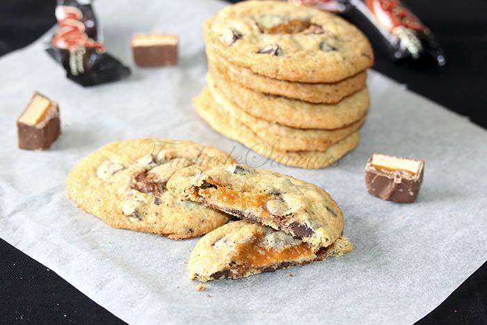 Cookies aux Mars2