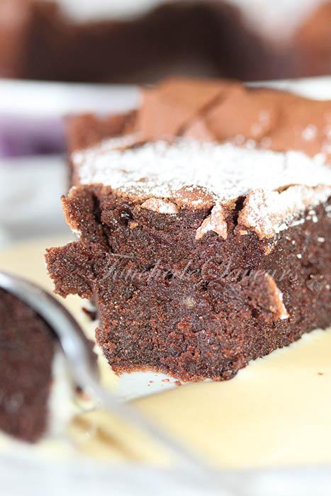Fondant meringué au chocolat2