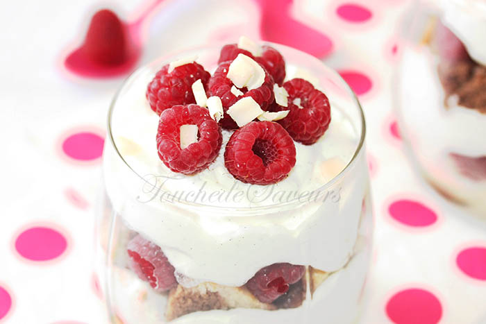 Trifle framboise chantilly yaourt2