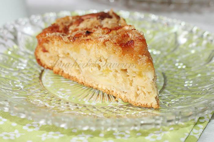 Gâteau pomme crousti moelleux2