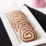 Spirales chocolat vanille