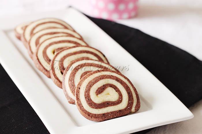 Spirales chocolat vanille1