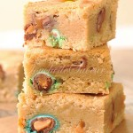 Blondies chocolat m&m's1