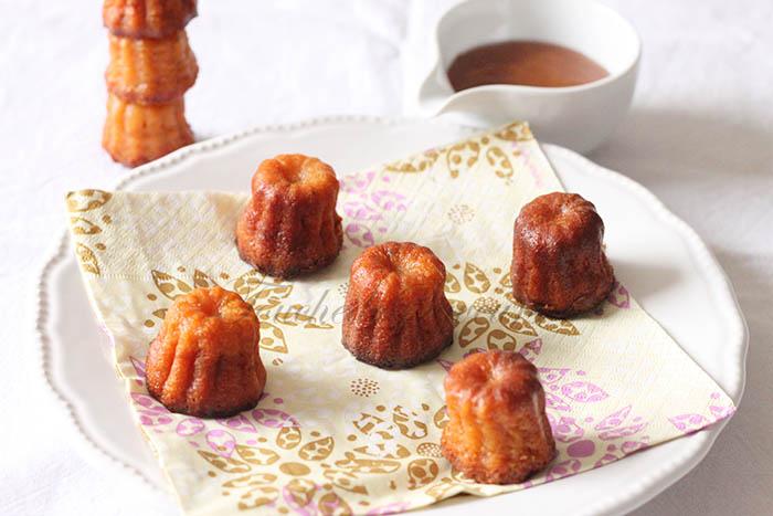 Mini cannelés caramel beurre salé1