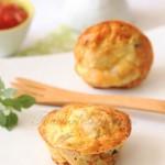 Muffins légumes