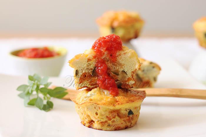 Muffins légumes1