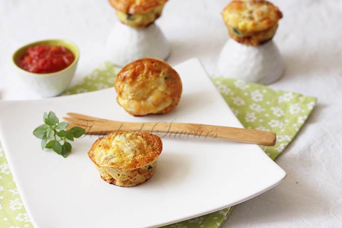 Muffins légumes2