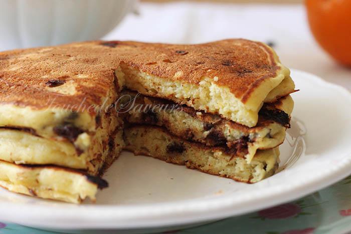 Pancakes ricotta orange2