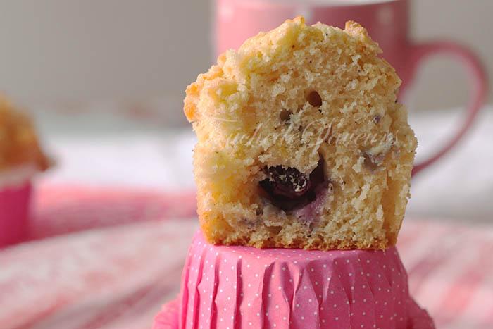 Muffins crumble citron myrtille2