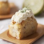 Cupcakes saumon philadelphia