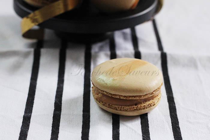 Macarons Dulcey