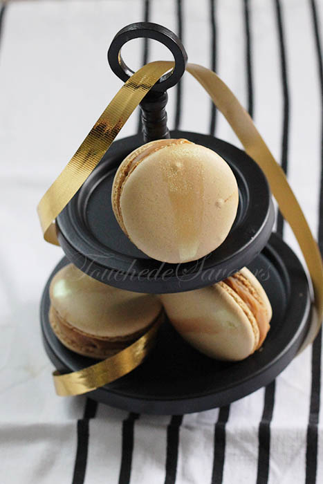 Macarons Dulcey2