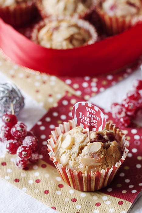 Muffins chocolat blanc framboises groseilles1