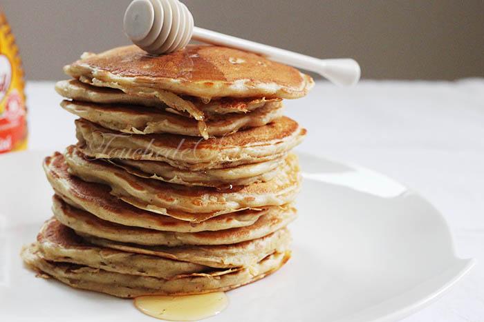 Pancakes pommes râpées1