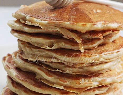 Pancakes pommes râpées2